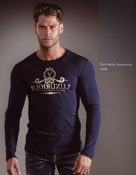 CAMISETA LUXURIOUS